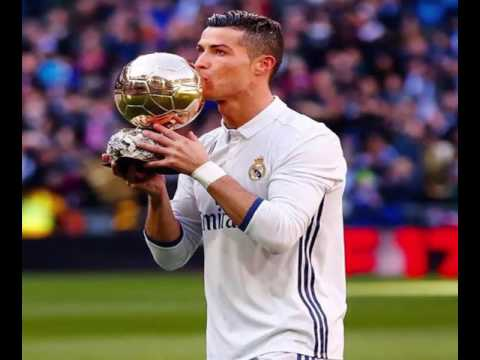FIFA AWARDS || Cristiano Ronaldo Wins the fifa player of the year award 2016 ||
