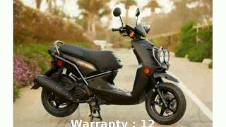 2. 2014 Yamaha Zuma 125 -  superbike Features