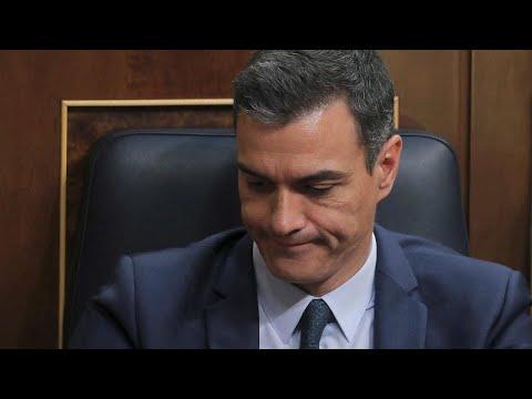 Θρίλερ στην Ισπανία: Δεν πήρε ψήφο εμπιστοσύνης ο Σάντσεθ…