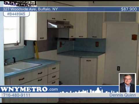 327 Woodside Ave  Buffalo, NY Homes for Sale | wnymetro.com