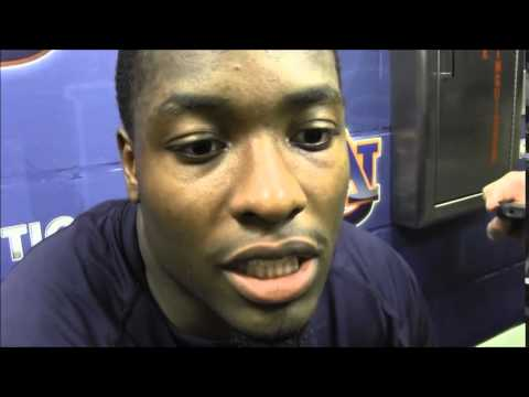 Cameron Artis-Payne Interview 9/6/2014 video.