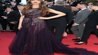 In Graphics: CANNES 2017: IN PICS- After Deepika Padukone, Mallika Sherawat impresses at t