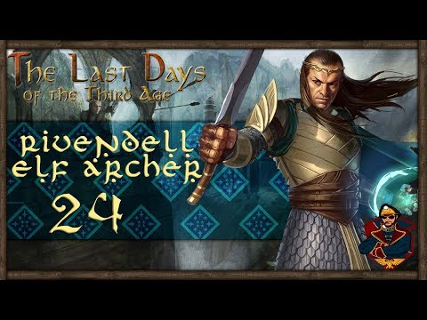 Mount and Blade (The Last Days 3.5 - Rivendell) Fellowship of the Bane #24 (видео)