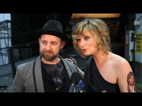 Sugarland Backstage at ACM Presents: Brooks&Dunn The Last Rodeo