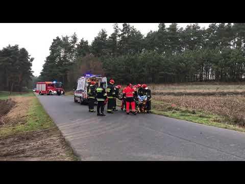 Wideo1: LPR zabiera rannego pilarza