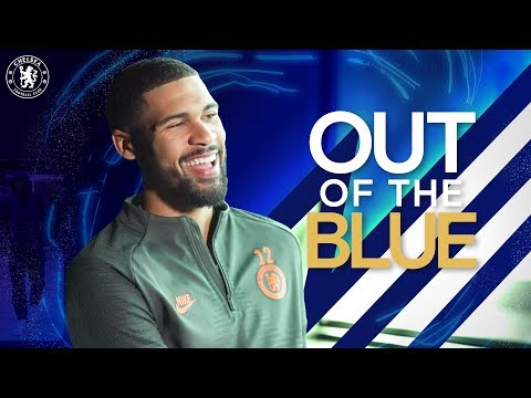 Ruben Loftus-Cheek Reveals Chelsea's Biggest Poser | Out Of The Blue: Ep 3