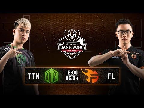 Team ThaiNguyen vs Team Flash - Vòng 8 Ngày 1 - Đấu Trường Danh Vọng Mùa Xuân 2019 - Thời lượng: 1:05:53.