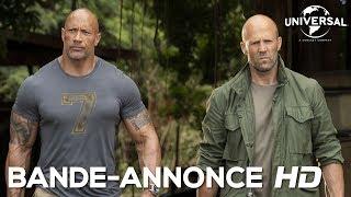 FAST & FURIOUS : Hobbs & Shaw / Bande-Annonce 3 VF [Au cinéma le 7 août]