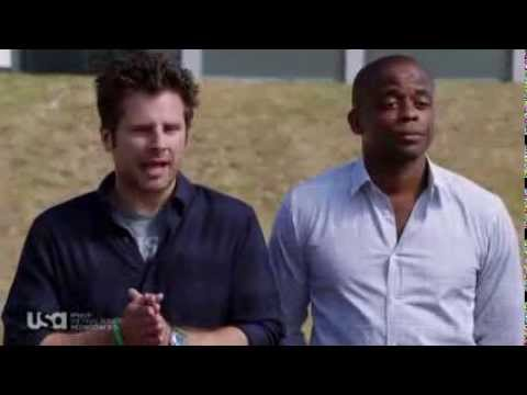 """Psych Season 8 Episode 9 """"A Nightmare on State Street"""" Promo"""