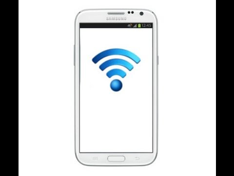 GALAXY Note 2 – How To Fix WiFi Hanging Problems