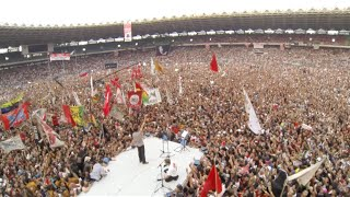 Video Joko Widodo Salutes Supporters on Final Campaign Day MP3, 3GP, MP4, WEBM, AVI, FLV November 2018