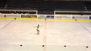 Nina Roverselli - 1a gara nazionale Elite