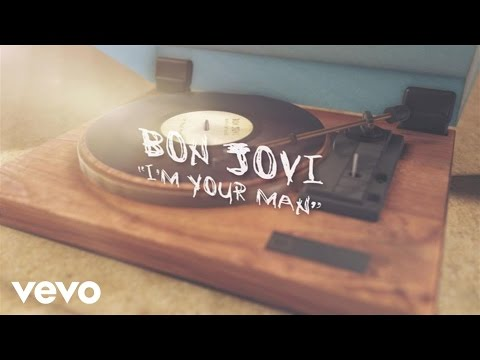 I'm Your Man Lyric Video