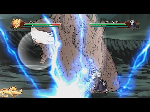naruto ultimate ninja storm 4 mugen download for android