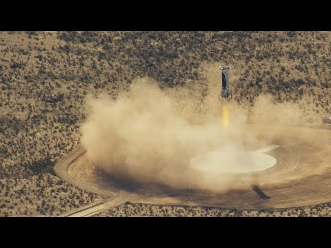 Watch Blue Origin s Third Rocket Launch Flight And
