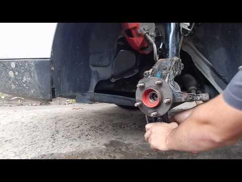Кулак заднего колеса ford снимок