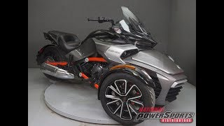 7. 2015  CAN AM  SPYDER F3S SM6 - National Powersports Distributors