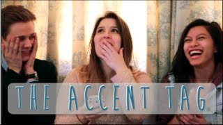 ACCENT TAG {AUSTRALIAN vs AMERICAN vs SCOTTISH}