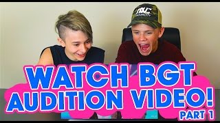 Video Bars and Melody -  Watch Britain's Got Talent Audition Video (PART 1) MP3, 3GP, MP4, WEBM, AVI, FLV Agustus 2018