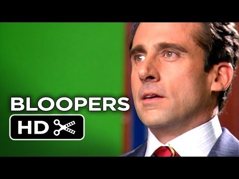 Evan Almighty Bloopers - The News Cast (2007) - Steve Carell, Morgan Freeman Movie HD