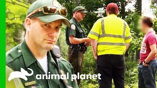 Teenager Learns The Importance Of Fishing With A License | North Woods Law by Animal Planet