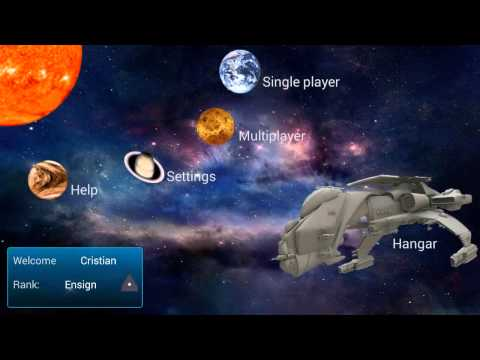 Video of Space Battleships