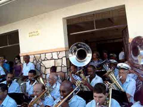 banda uniao operaria de nova lima. festa diogo de vasconcelos 2011.video8