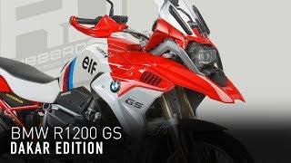 9. BMW R1200 GS Dakar Edition Details