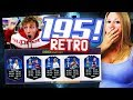Download Lagu BREAKING WROETOSHAW'S 195 RATED RETRO FIFA HIGHEST RATED FUT DRAFT CHALLENGE! | FIFA 16 Mp3 Free