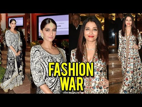 Style War: Aishwarya Rai Or Sonam Kapoor? Who Was