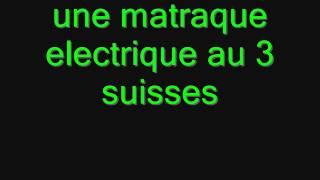 matraque electrique !!
