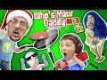 Download Video WHO'S YOUR DADDY Part 3! FGTEEV plays 4 Challenges! Cooking, Washing, Breaking, Knocking #INSANE