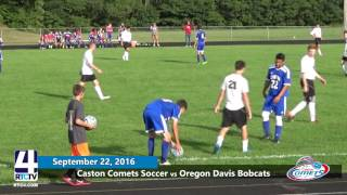 Caston Soccer vs Oregon Davis Bobcats