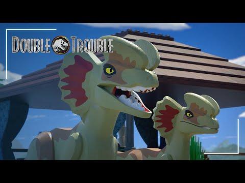 LEGO Jurassic World: Double Trouble | Trailer 1