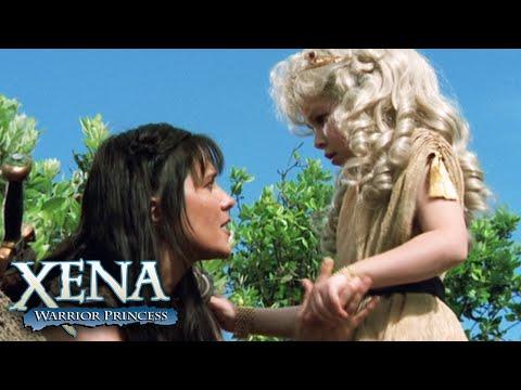 Xena Rescues The Young Princess Alesia! | Xena: Warrior Princess