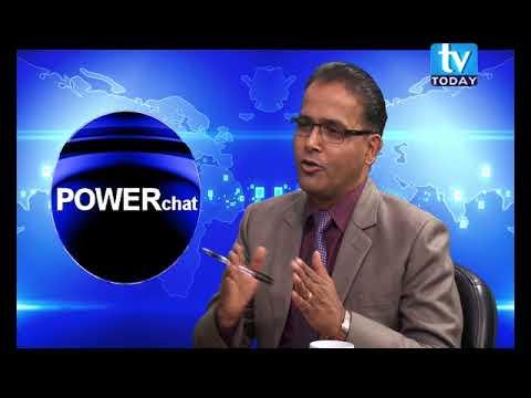 (Manchala Jha in POWERchat with Laxman D. Pant...21 min)