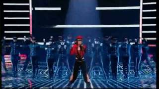Cheryl Cole-Fight For This Love X Factor LIVE 18/10/09 FULL (HQ)