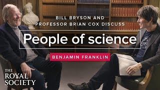 People of Science with Brian Cox - Bill Bryson