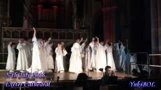 Nonton LIBERA - at the end of concert in Exeter 2015 Film Subtitle Indonesia Streaming Movie Download