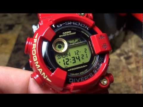 CASIO G-SHOCK REVIEW AND UNBOXING GF-8230A-4