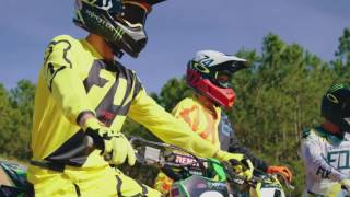 Fox 2018 - Dream on Featuring Ricky Carmichael, Ryan Dungey, Chad Reed, Austin Forkner