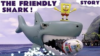 The Friendly Shark