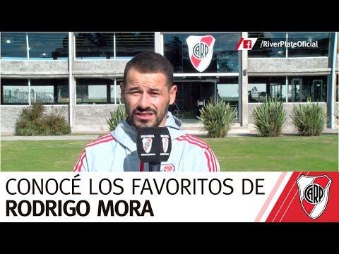 Los cinco de Rodrigo Mora