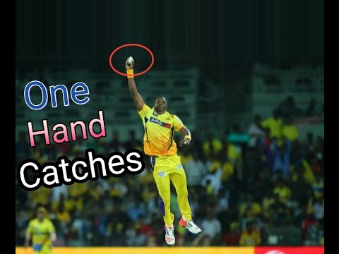 Top 10 One Hand Catches In Cricket History