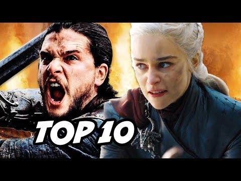 Game Of Thrones Season 8 Episode 6 Finale TOP 10 Q&A