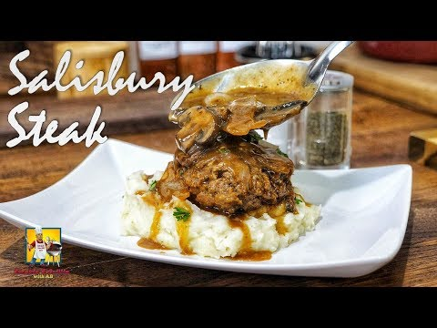Salisbury Steaks |  Salisbury Steak Recipe