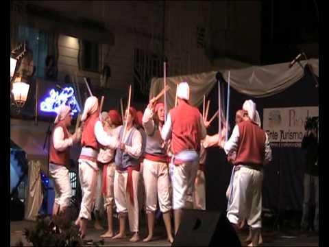 La Scuola del Folklore ad Andar Per Cantine 2010 - Sesta Parte