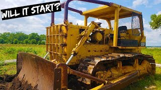 Video I Bought the Cheapest Cat Bulldozer & First Start in 10 years MP3, 3GP, MP4, WEBM, AVI, FLV Agustus 2019