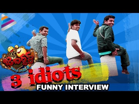 Jabardasth Comedy Show | Sudigali Sudheer Team Funny Interview | Getup Srinu | Ram Prasad