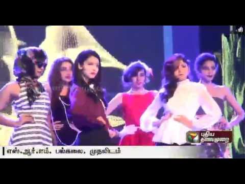 SRM-students-win-fashion-show-at-JIPMERs-Spandan-festival